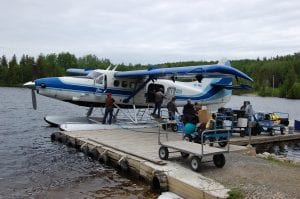 Nakina, Ontario fly in hunting and fishing