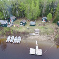 Beteau Lake Camps
